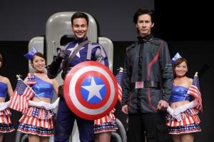 「キャプテン・アメリカ」宿命のライバルの画像