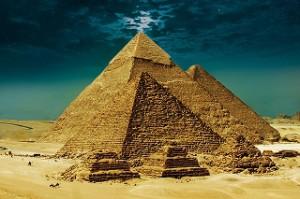 『ピラミッド 5000年の嘘』の画像