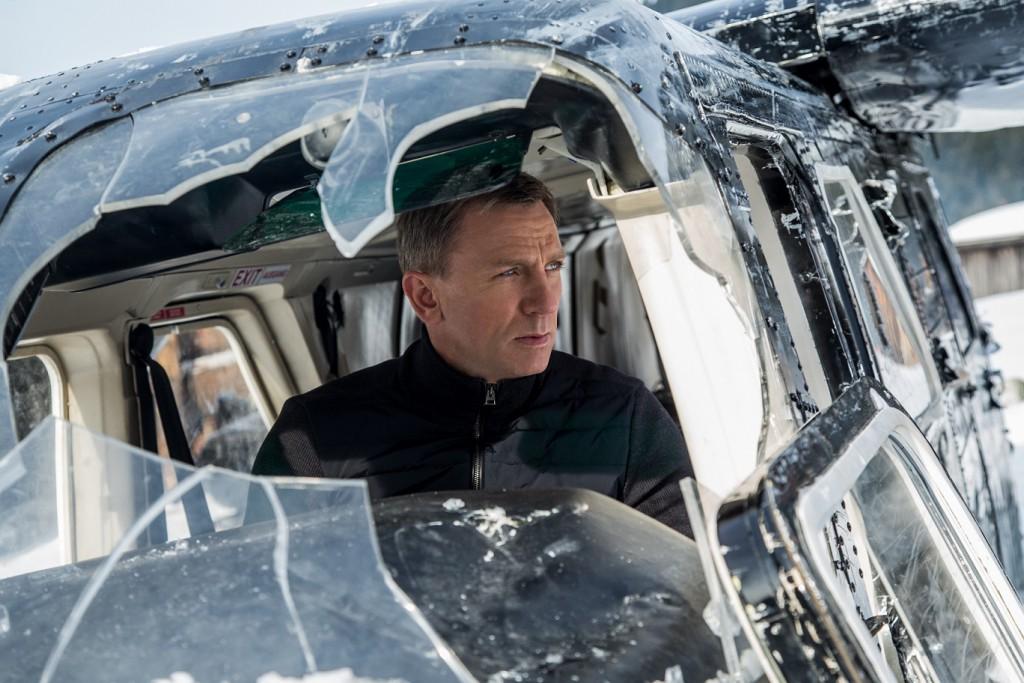 『007 スペクター  』映画レビュー