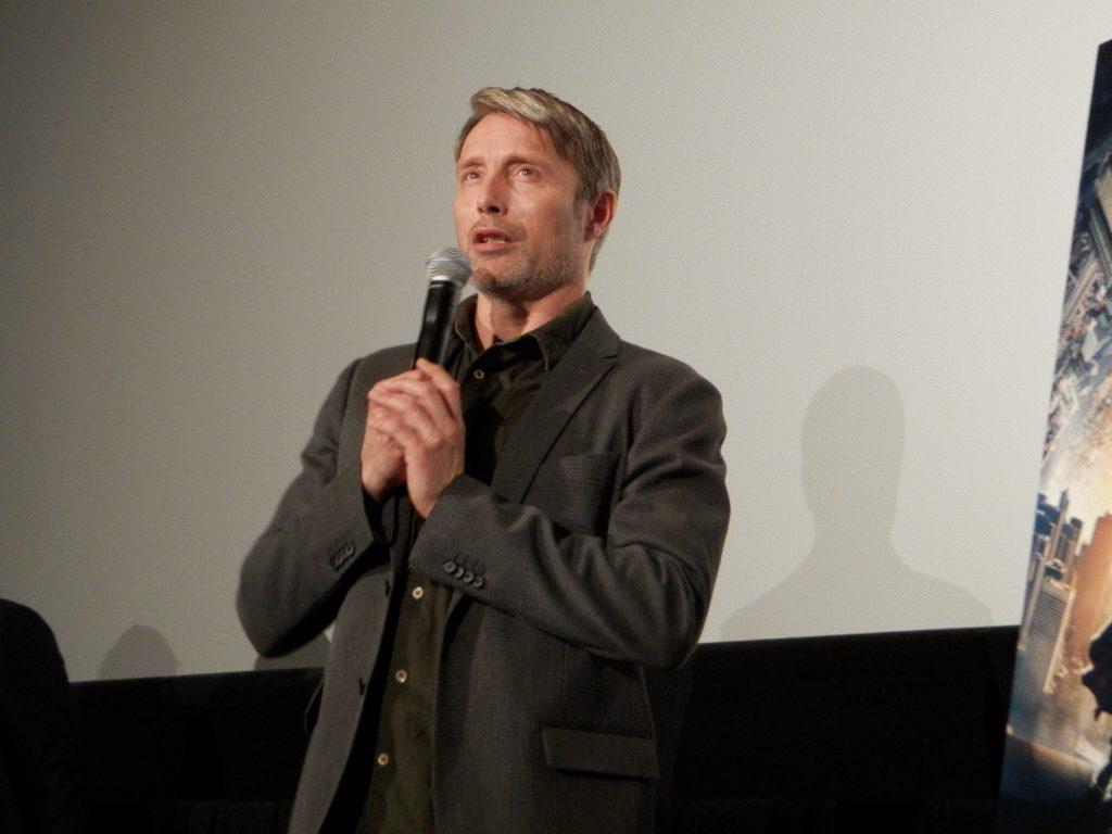 マッツ・ミケルセンの画像