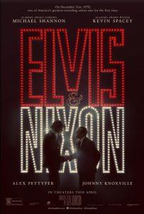 總統與歌神/當貓王碰上總統(Elvis and Nixon)poster