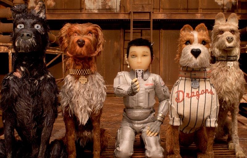 『犬ケ島』映画レビュー