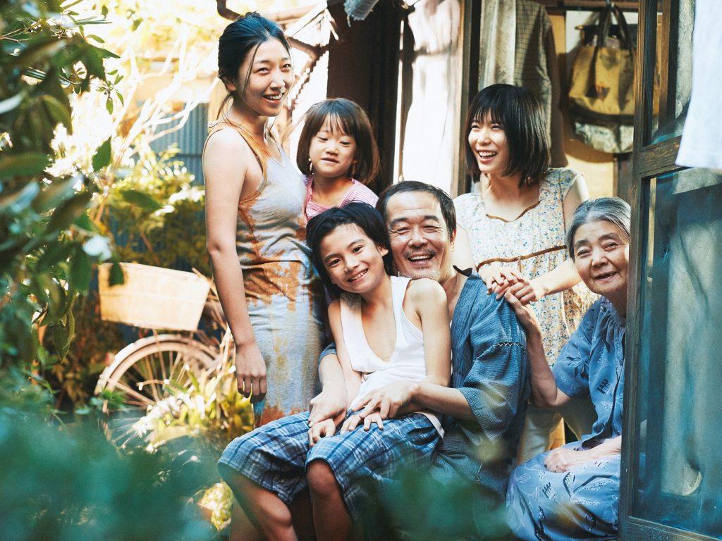 『万引き家族』映画レビュー